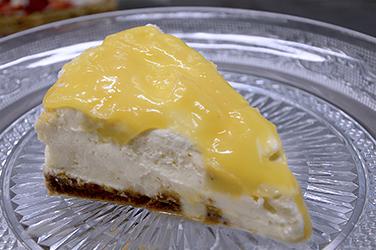 Citroen Cheesecake - Taartello Patisserie