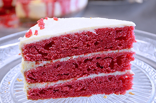 Red Velvet - Taartello Patisserie