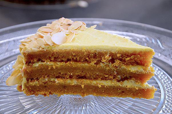 Carrotcake - Taartello Patisserie